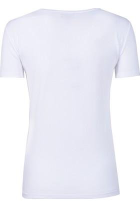Armani Jeans Kadın T-Shirt 6Y5T115J23Z