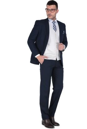 Buenza 120S Erkek Takım Elbise Lacivert