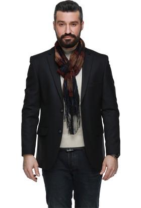 Buenza Montana Klasik Blazer Erkek Ceket Siyah