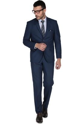 Buenza Morgen 4 Drop Erkek Takım Elbise-Parlement