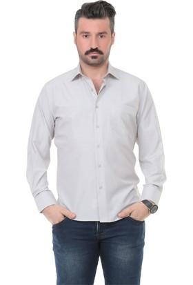 Buenza Sy 1951 Uzun Kol Gömlek Bej