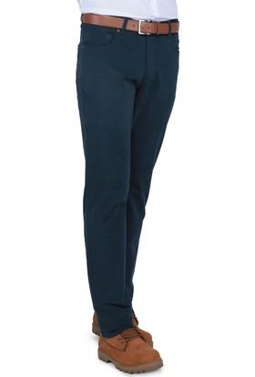 Buenza Radikal 5 Cep Slim Fit Pantolon - Petrol Mavi