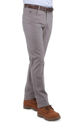5c520d89e6850 Buenza Casablanka 5 Cep Slim Fit Pantolon - Bej ...
