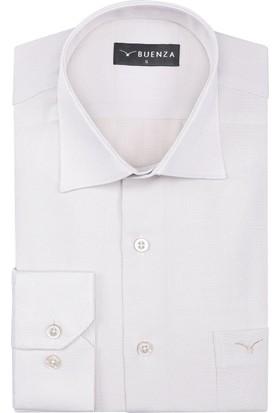 Buenza Sry 4117 Uzun Kol Gömlek Bej
