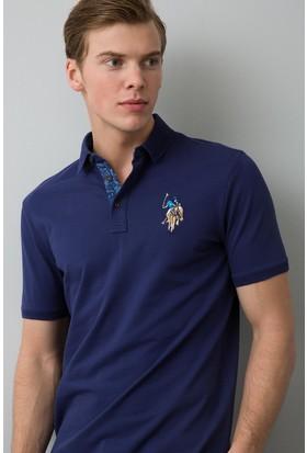 U.S. Polo Assn. Erkek T-Shirt Lacivert