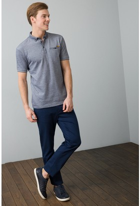 U.S. Polo Assn. Erkek Pantolon Lacivert