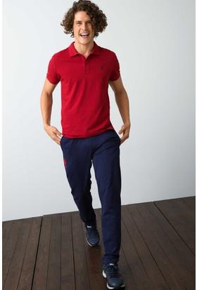 U.S. Polo Assn. Erkek T-Shirt Kırmızı