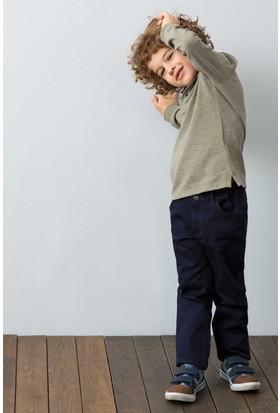 U.S. Polo Assn. Erkek Çocuk Sweat Shirt Yeşil