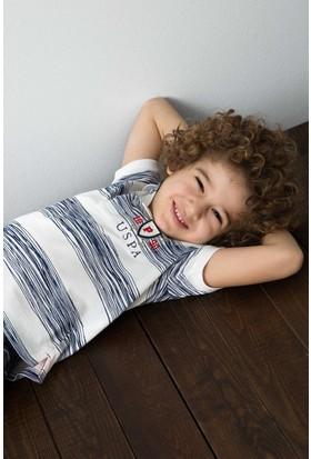 U.S. Polo Assn. Erkek Çocuk T-Shirt Lacivert