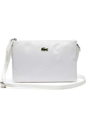 Lacoste Kadın Beyaz Çanta Nf1887Po.001
