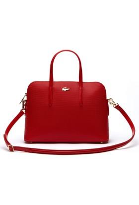 Lacoste Kadın Chantaco Kırmızı Çanta Nf2329Ce.883