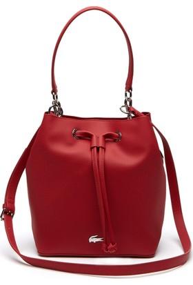 Lacoste Kadın Daily Classic Kırmızı Çanta Nf2535Dc.A62