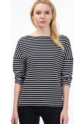Lacoste Kadın Kayık Yaka Tshirt Tf1201.Hhw
