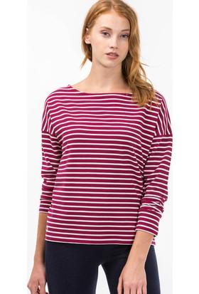 Lacoste Kadın Kayık Yaka Tshirt Tf1201.Rqq
