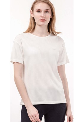Lacoste Kadın Relaxed Fit Tshirt Tf3173.70V