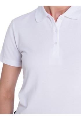 LC Waikiki Kadın Polo Yaka Tshirt