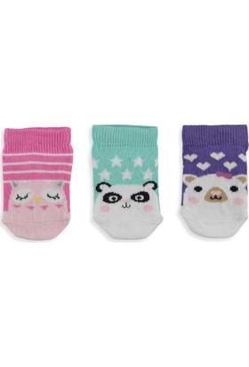LC Waikiki Kız Bebek Çorap 3'lü