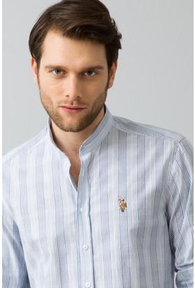 U.S. Polo Assn. Erkek Gömlek Lacivert