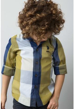 U.S. Polo Assn. Dokuma Gömlek 50188553-Vr027