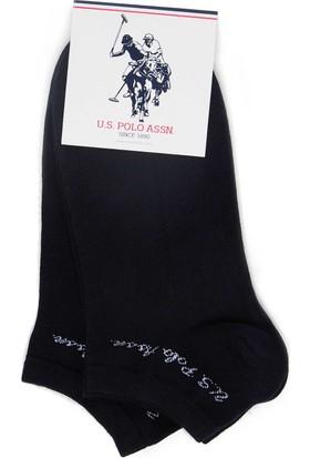 U.S. Polo Assn. Kadın Çorap Lacivert