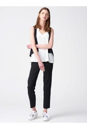 Xint Yüksek Bel Geniş Form Pantolon