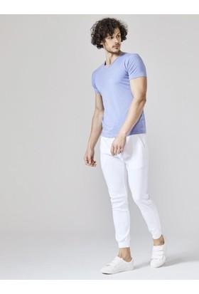 Xint V Yaka Basic Tshirt