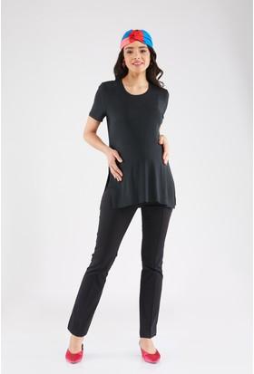 Lyn Devon Mary Tshirt Siyah