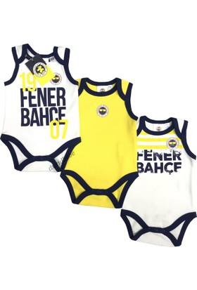 Fenerium Fenerbahçe 3'Lü Body Seti - 1017