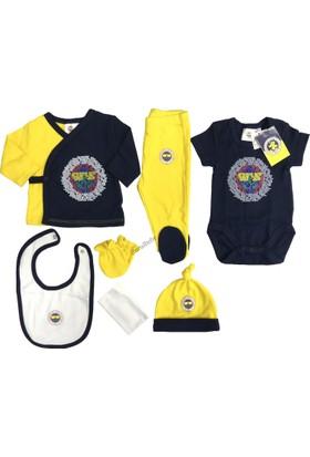 Fenerium Fenerbahçe 7 Parça Hastane Çıkış Seti - 1031