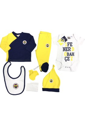 Fenerium Fenerbahçe 7 Parça Hastane Çıkış Seti - 1035