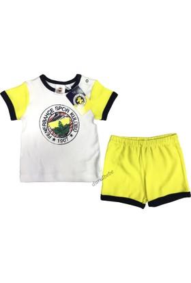 Fenerium Fenerbahçe Bebe Tshirt Takım - 1087