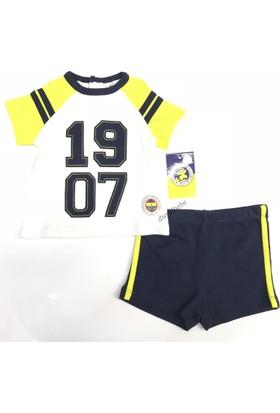 Fenerium Fenerbahçe Bebe Tshirt Takım - 1090