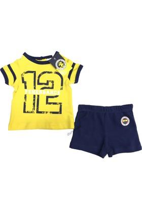 Fenerium Fenerbahçe Bebe Tshirt Takım - 1092