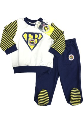 Fenerium Fenerbahçe Bebe Eşofman Takım - 1093