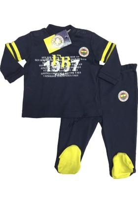 Fenerium Fenerbahçe Bebe Eşofman Takım - 1107