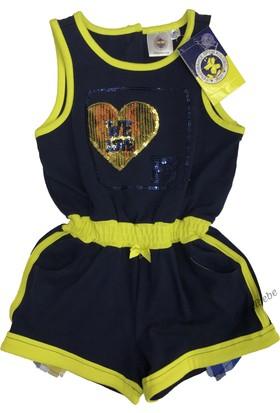 Fenerium Fenerbahçe Kız Çocuk Salopet - 1127