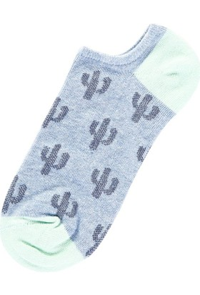 Colin's Çok Renkli Kadın Çorap