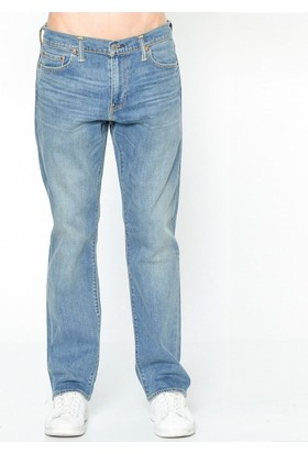 Levis Erkek Jean Pantolon 504 Regular Straight Fit 29990-0552
