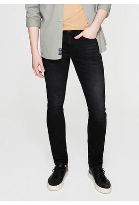 Mavi James Vintage Siyah Jean Pantolon