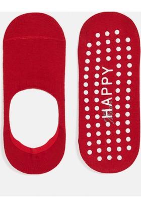 Mavi Kırmızı Çorap