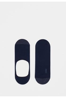Mavi Lacivert Çorap