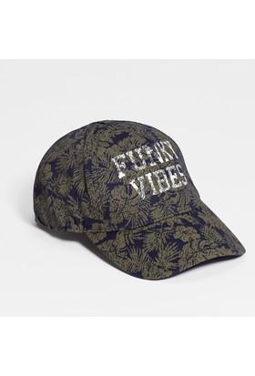 Mavi Lacivert Şapka