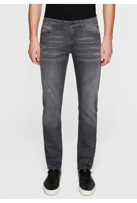 Mavi Jake Mavi Black Gri Jean Pantolon