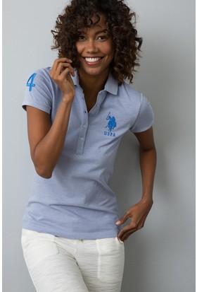 U.S. Polo Assn. 562145 Kadın Tshirt