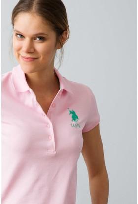 U.S. Polo Assn. 562354 Kadın Tshirt