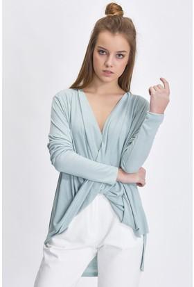 Bsl Mint Kadın Bluz 3018S006