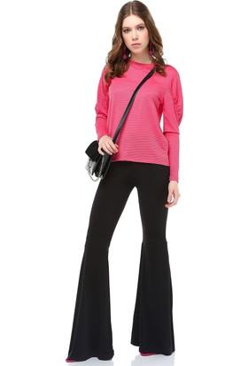 Bsl Siyah Kadın Pantolon 9950