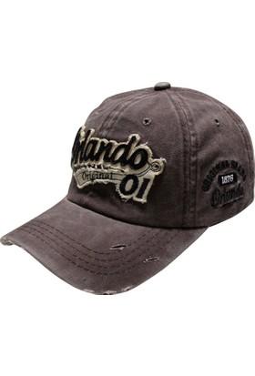 Outlet Çarşım Erkek Hip Hop Snapback Şapka Orlando