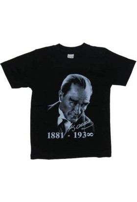 Flaş Giyim Çocuk Unisex Atatürk Tişört