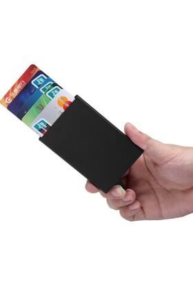 Sejuyen Yeni Nesil Minimalist Cüzdan Kartlık Akıllı Wallet